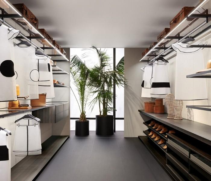 Entdecken Sie bei Conzept Beckord besondere Designmöbel! Hier finden Sie Porro Storage: Boiserie