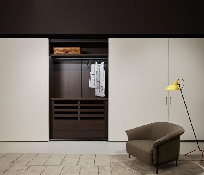 Entdecken Sie bei Conzept Beckord besondere Designmöbel! Hier finden Sie Porro Schranksysteme: