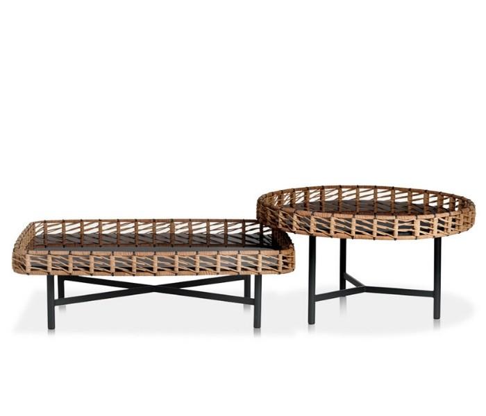 Entdecken Sie bei Conzept Beckord besondere Designmöbel! Hier finden Sie Potocco Beistelltische: Ropu