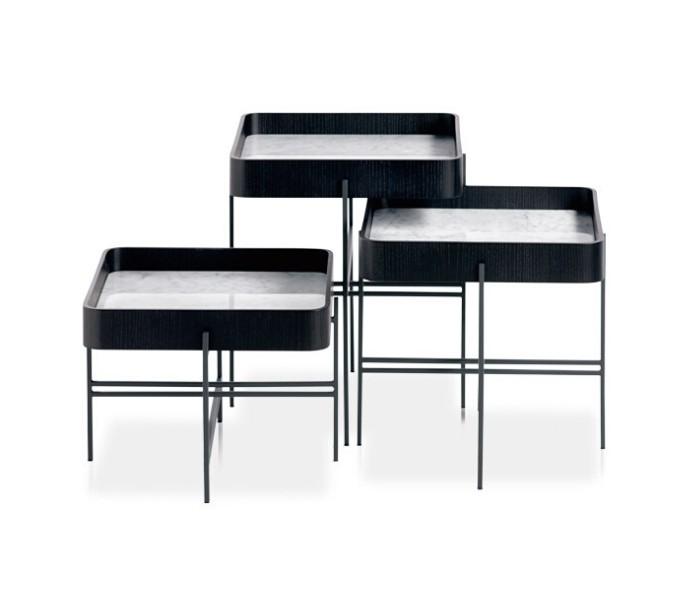 Entdecken Sie bei Conzept Beckord besondere Designmöbel! Hier finden Sie Potocco Beistelltische: Tray3
