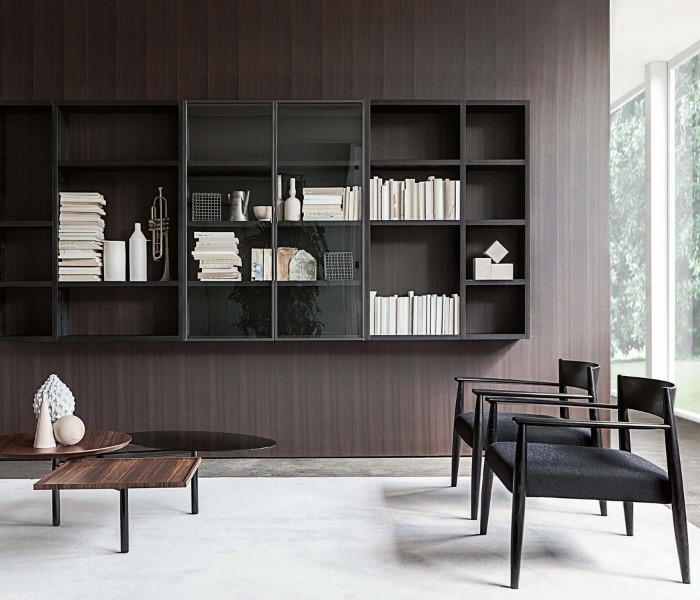 Entdecken Sie bei Conzept Beckord besondere Designmöbel! Hier finden Sie Potocco Regalsysteme: Pensile