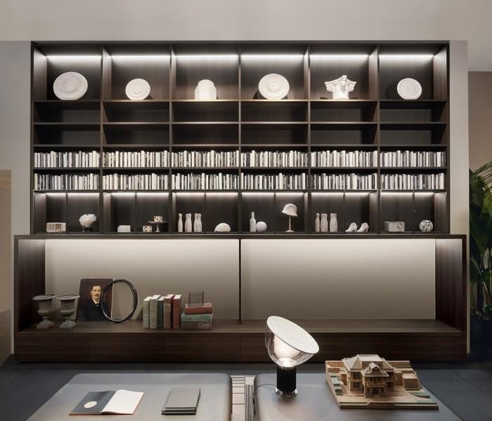 Entdecken Sie bei Conzept Beckord besondere Designmöbel! Hier finden Sie Potocco Regalsysteme: Modular