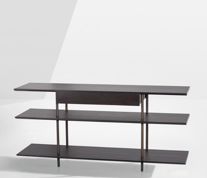 Entdecken Sie bei Conzept Beckord besondere Designmöbel! Hier finden Sie Potocco Sideboards: Arial Tief