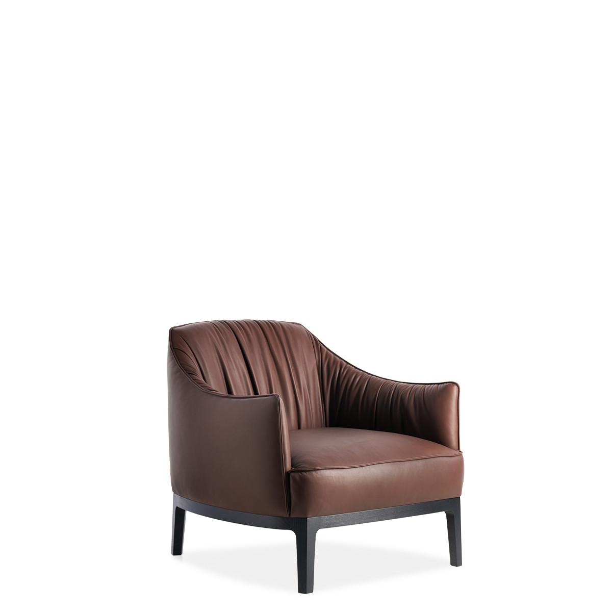 Entdecken Sie bei Conzept Beckord besondere Designmöbel! Hier finden Sie Potocco Sofas und Sessel: Blossom dunkel
