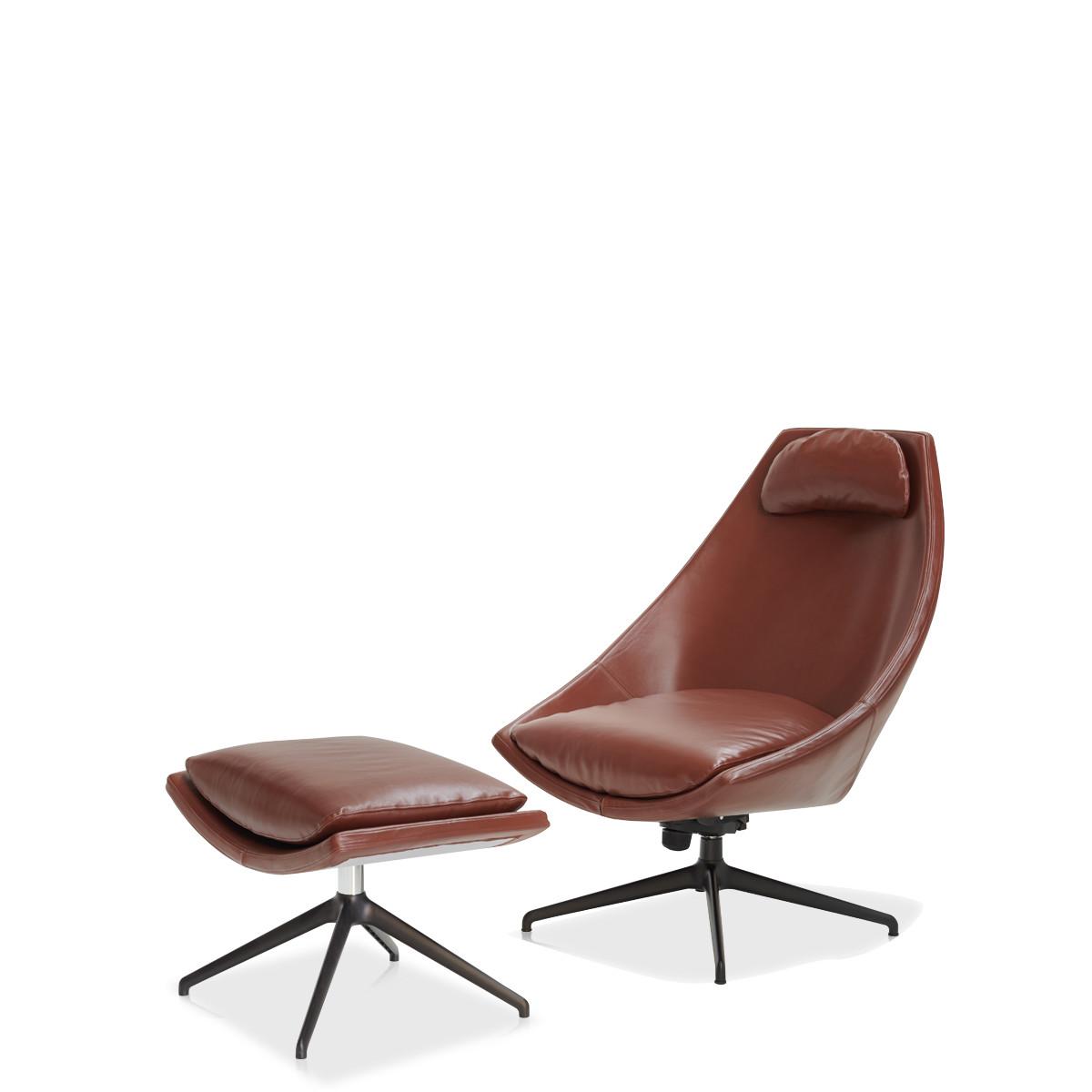 Entdecken Sie bei Conzept Beckord besondere Designmöbel! Hier finden Sie Potocco Sofas und Sessel: Cut Drehstuhl