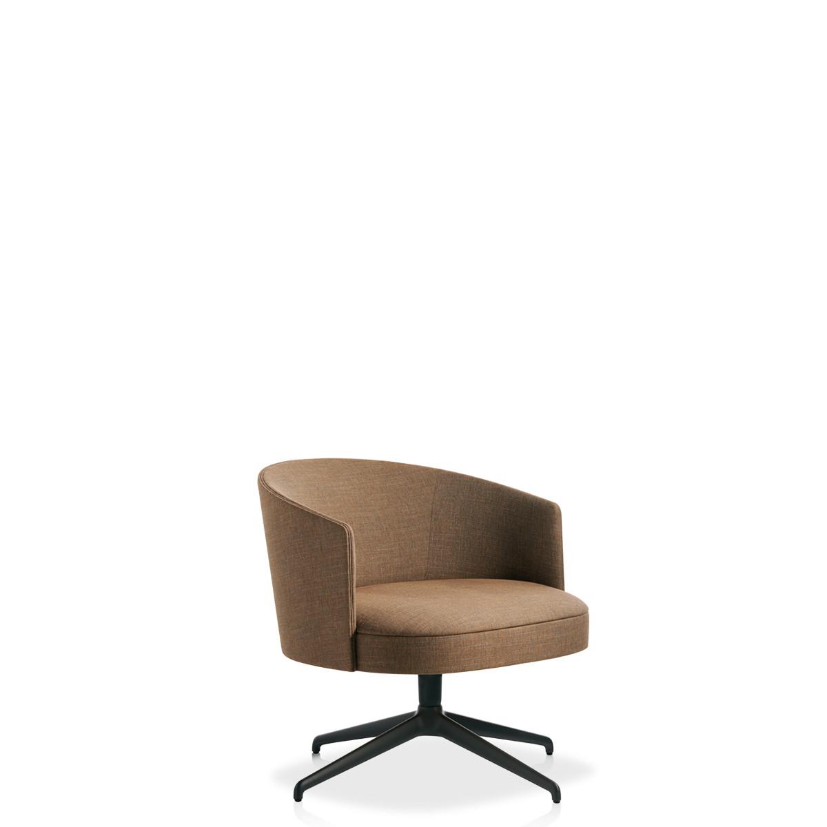 Entdecken Sie bei Conzept Beckord besondere Designmöbel! Hier finden Sie Potocco Sofas und Sessel: Lena drehstuhl