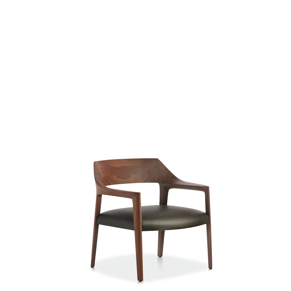 Entdecken Sie bei Conzept Beckord besondere Designmöbel! Hier finden Sie Potocco Sofas und Sessel: Scheggia holz braun