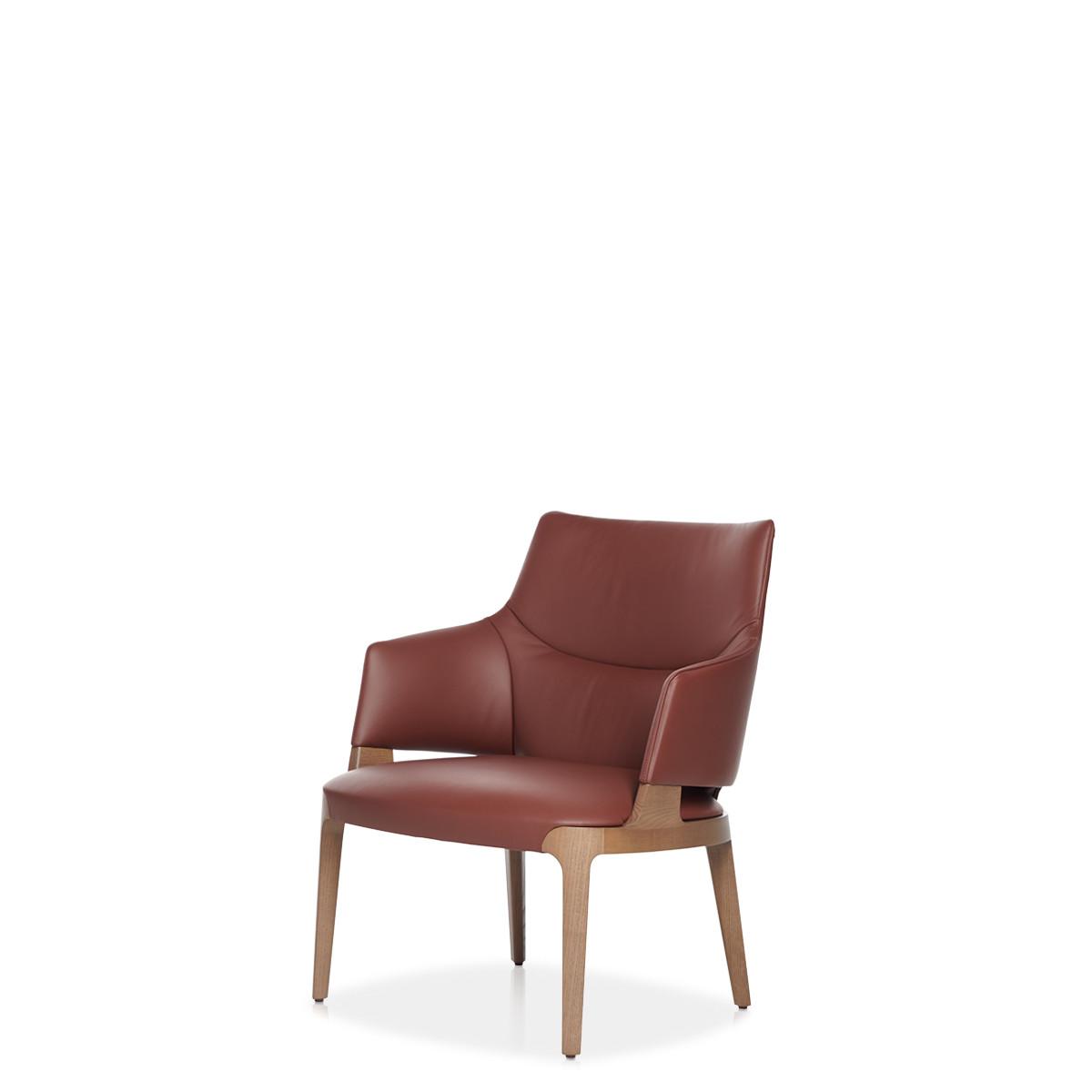 Entdecken Sie bei Conzept Beckord besondere Designmöbel! Hier finden Sie Potocco Sofas und Sessel: Velis rot