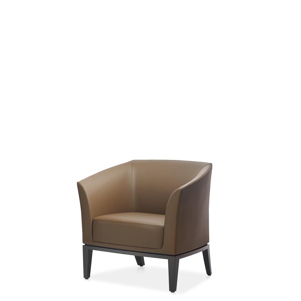 Entdecken Sie bei Conzept Beckord besondere Designmöbel! Hier finden Sie Potocco Sofas und Sessel: Venus braun