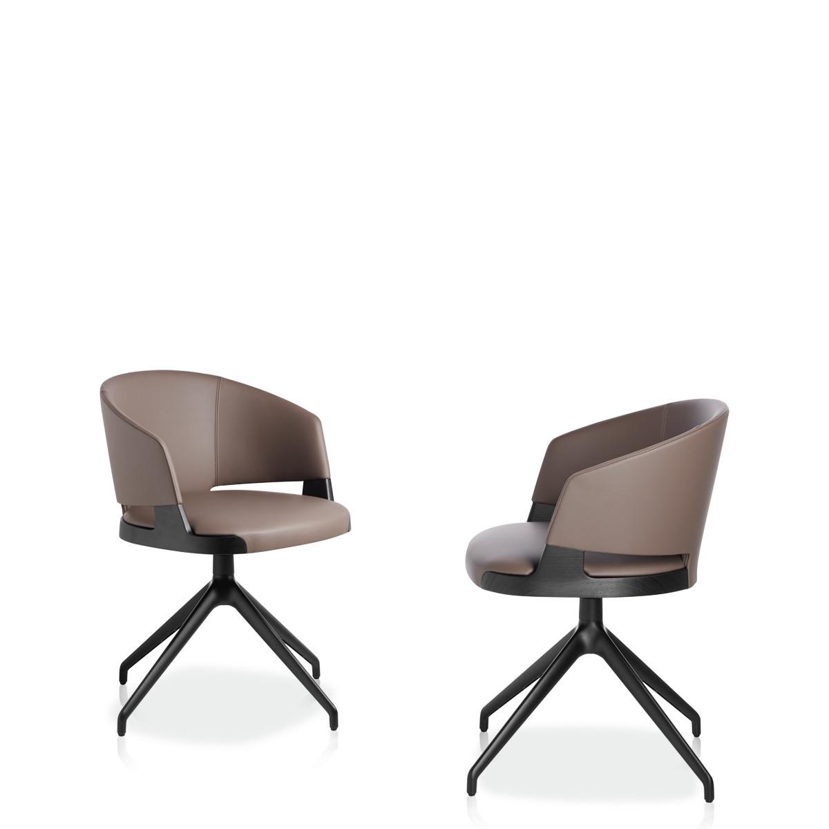 Entdecken Sie bei Conzept Beckord besondere Designmöbel! Hier finden Sie Potocco Stühle: Velis Swivel