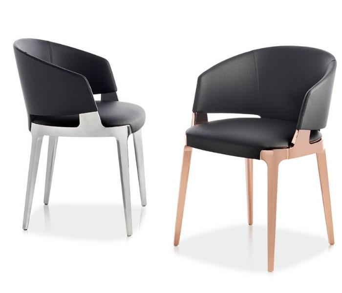 Entdecken Sie bei Conzept Beckord besondere Designmöbel! Hier finden Sie Potocco Stühle: Velissa