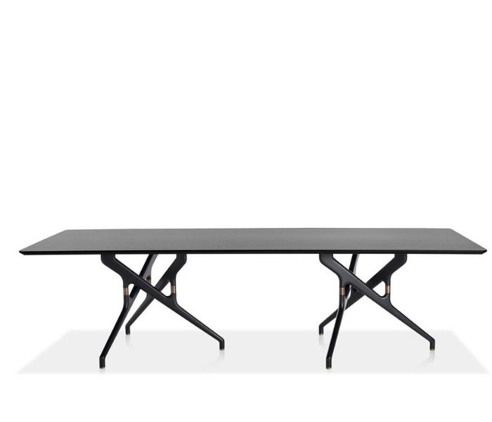 Entdecken Sie bei Conzept Beckord besondere Designmöbel! Hier finden Sie Potocco Tische: Torso lang