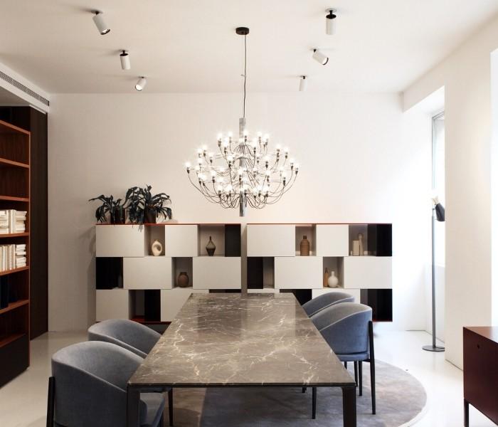 Entdecken Sie bei Conzept Beckord besondere Designmöbel! Hier finden Sie Potocco Wohnraumsysteme: Dinning