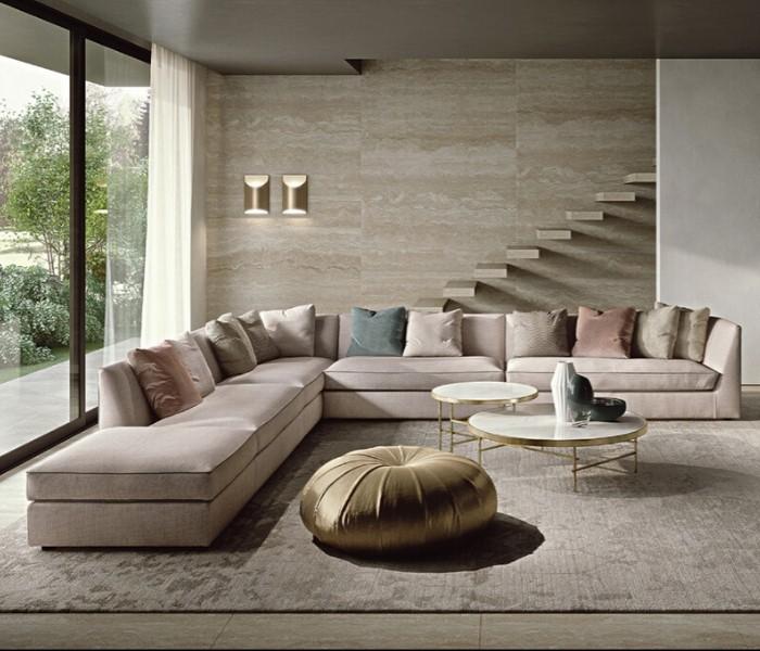 Entdecken Sie bei Conzept Beckord besondere Designmöbel! Hier finden Sie Frigerio Sofas: Duncan