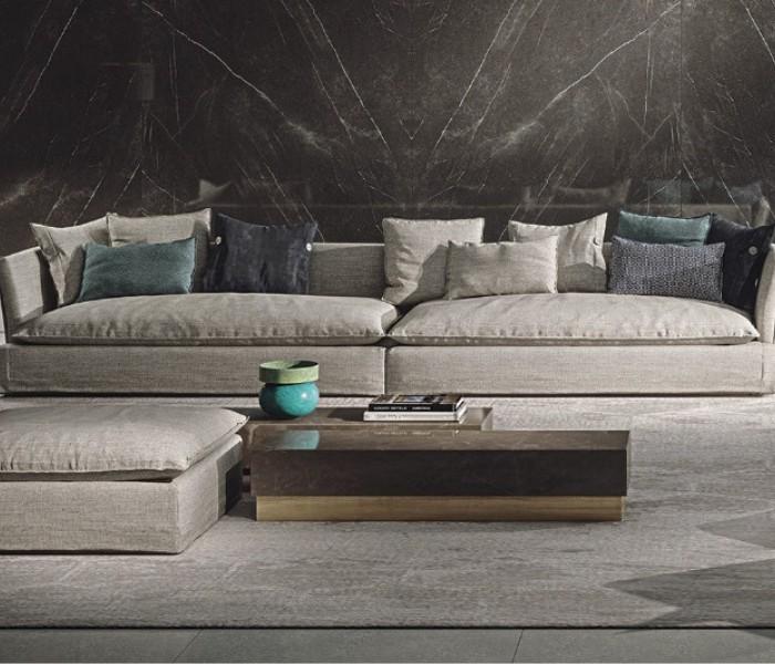 Entdecken Sie bei Conzept Beckord besondere Designmöbel! Hier finden Sie Frigerio Sofas: Kimono