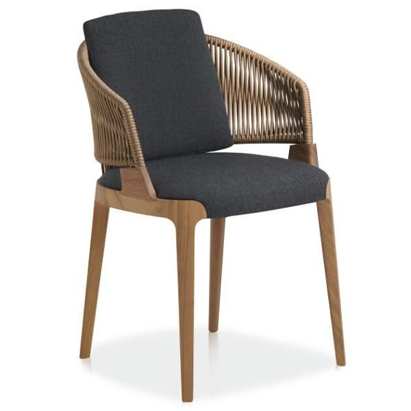 Entdecken Sie bei Conzept Beckord besondere Designmöbel! Hier finden Sie Potocco Outdoor Möbel: Velis hand weaved