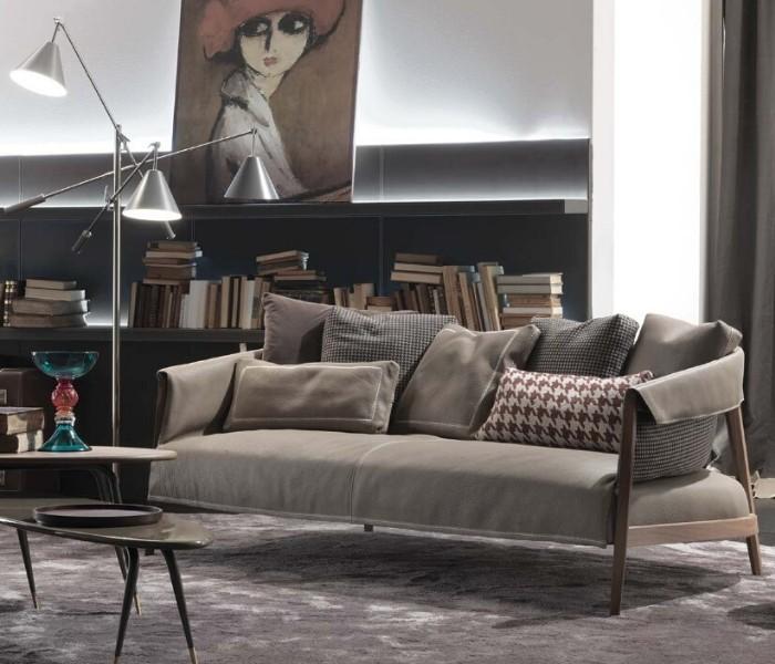 Entdecken Sie bei Conzept Beckord besondere Designmöbel! Hier finden Sie Potocco Sofas: Burton
