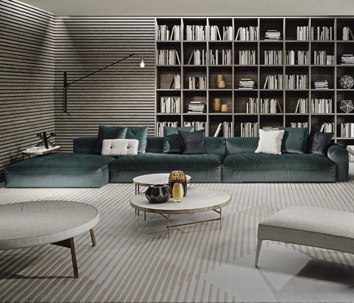 Entdecken Sie bei Conzept Beckord besondere Designmöbel! Hier finden Sie Potocco Sofas: Cooper
