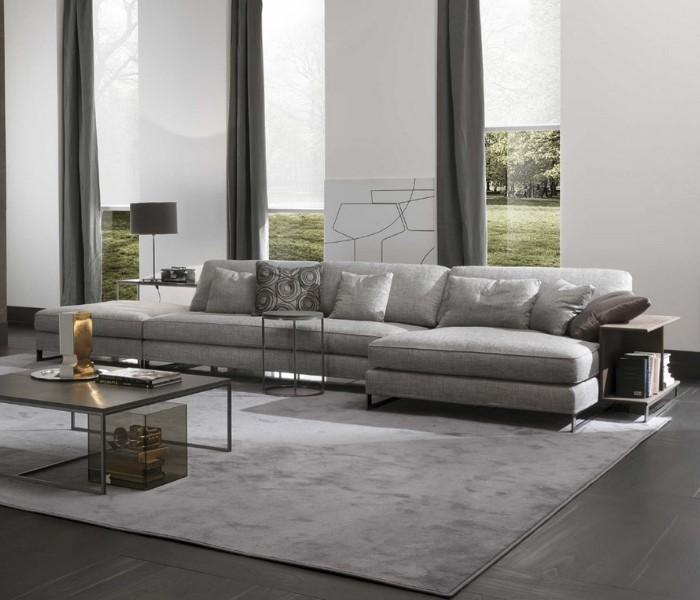 Entdecken Sie bei Conzept Beckord besondere Designmöbel! Hier finden Sie Potocco Sofas: Davis bool