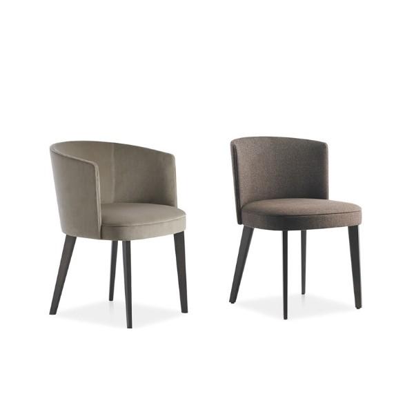 Entdecken Sie bei Conzept Beckord besondere Designmöbel! Hier finden Sie Potocco Stühle: Lena