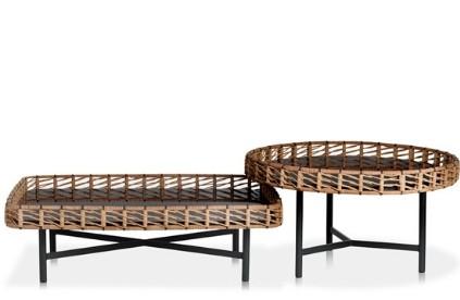 Entdecken Sie bei Conzept Beckord besondere Designmöbel! Hier finden Sie Potocco Beistelltisch Ropu