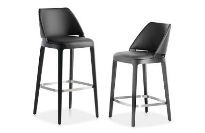 Entdecken Sie bei Conzept Beckord besondere Designmöbel! Hier finden Sie Potocco Barhocker Velis