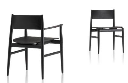 Entdecken Sie bei Conzept Beckord besondere Designmöbel! Hier finden Sie Porro Stühle Neve