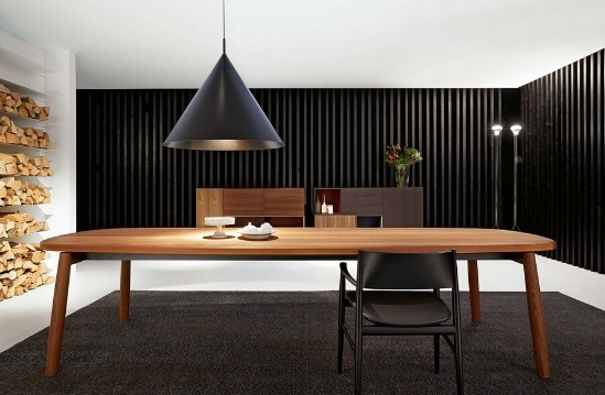 Entdecken Sie bei Conzept Beckord besondere Designmöbel! Hier finden Sie Porro Tische: Galileo