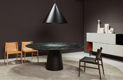 Entdecken Sie bei Conzept Beckord besondere Designmöbel! Hier finden Sie Porro Tische: Materic