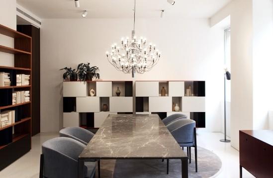 Entdecken Sie bei Conzept Beckord besondere Designmöbel! Hier finden Sie ein vorschau Bild von Porro: dining