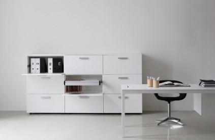 Entdecken Sie bei Conzept Beckord besondere Designmöbel! Hier finden Sie ein vorschau Bild von Porro: Wohnraumsysteme