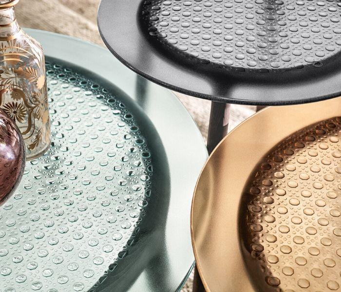 Couchtische - Entdecken Sie bei Designmöbel Beckord besondere Designmöbel! Hier finden Sie Fiam Italia Couchtische: Cannage