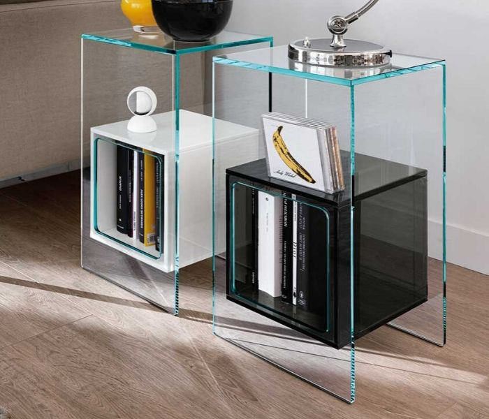 Couchtische - Entdecken Sie bei Designmöbel Beckord besondere Designmöbel! Hier finden Sie Fiam Italia Couchtische: Magique
