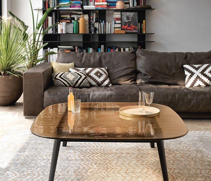 Couchtische - Entdecken Sie bei Designmöbel Beckord besondere Designmöbel! Hier finden Sie Fiam Italia Couchtische: Magma