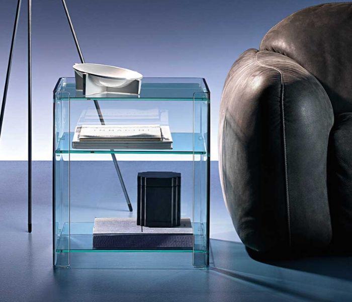 Couchtische - Entdecken Sie bei Designmöbel Beckord besondere Designmöbel! Hier finden Sie Fiam Italia Couchtische: Milo