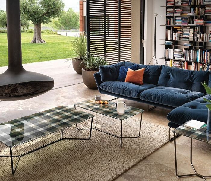 Couchtische - Entdecken Sie bei Designmöbel Beckord besondere Designmöbel! Hier finden Sie Fiam Italia Couchtische: Pixel