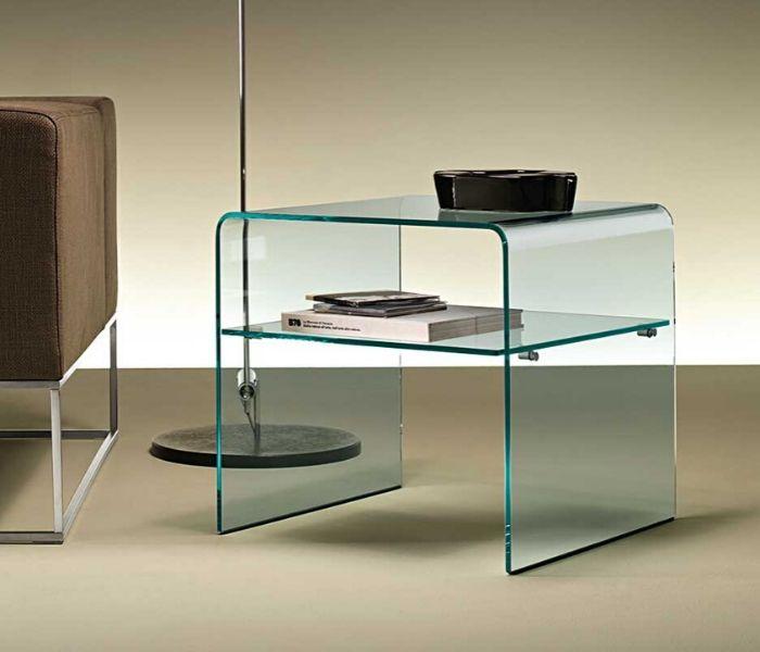 Couchtische - Entdecken Sie bei Designmöbel Beckord besondere Designmöbel! Hier finden Sie Fiam Italia Couchtische: Rialto Night