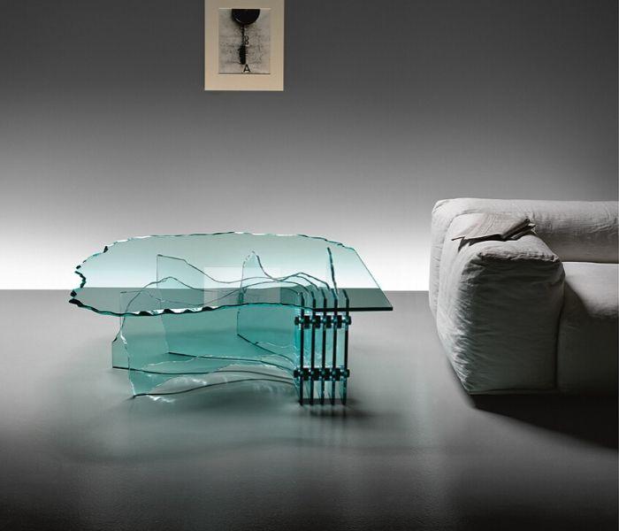 Couchtische - Entdecken Sie bei Designmöbel Beckord besondere Designmöbel! Hier finden Sie Fiam Italia Couchtische: Shell